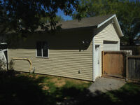 HEATED, 2 CAR SPACE Garage for Rent