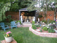 Want your own back yard paradise????