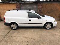 Astra van no mot spares or repairs diesel runs and drives