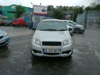 2009 (59) Chevrolet Aveo 1.2 S 3dr Hatchback £995
