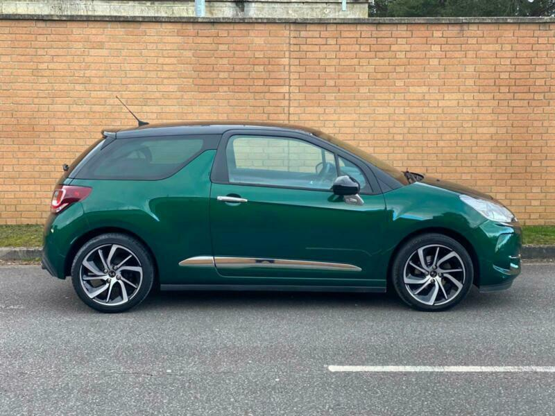 2018 DS DS 3 1.2 PureTech 82 Connected Chic 3dr HATCHBACK Petrol Manual