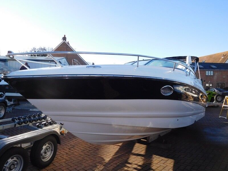 Cabin Cruiser Motor Boat 4 birth +Crownline Bayliner Monterey Sealine etc