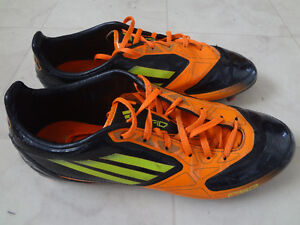 Soccer Shoes Outdoor - Adidas Heritagio Size 9.5 US