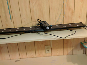 48 inch evo planted led light fixture.