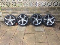 """19"""" Mercedes AMG alloys"""