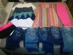 WOMENS BOTTOMS JEANS SHORTS SKIRTS MAXI ETC