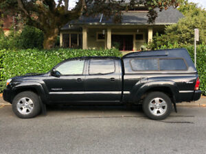 SOLD 2006 Toyota Tacoma 4x4 TRD Sport Double Cab 70000km