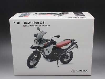 Autoart 1/10 BMW F800GS 30th Anniversary Die-Cast Model Motorbike Motorcycle