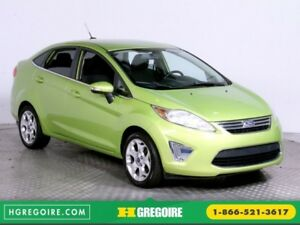 2011 Ford Fiesta SEL AUTO A/C MAGS BLUETOOTH