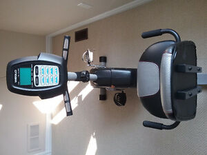 Weslo exercise bike - like brand NEW