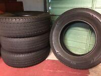Navara/L200/Hilux SUV tyres 255/65R17
