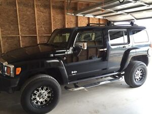 Hummer 3 Sport Limited Edition Car