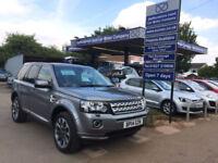 2014 14 Land Rover Freelander 2 2.2Sd4 (190bhp) 4X4 AUTOMATIC Metropolis,