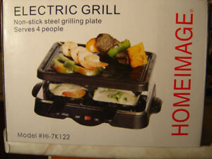 HOMEIMAGE ELECTRIC GRILL