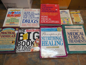 Health Books for SALE !!! Many to choose from !!!