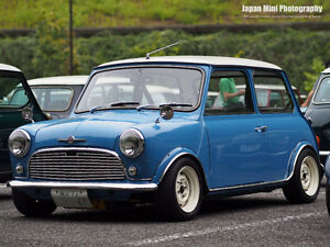 Looking for 1959-2000 classic MINI