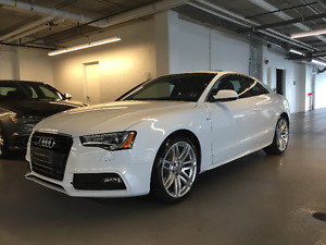 2015 Audi A5 Technik Coupe (2 door)