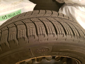 Michelin VOLVO winter tires