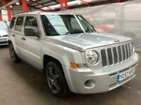 2007 Jeep Patriot SPORT CRD Estate Diesel Manual