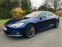 2018 Tesla Model S P100DL Ludicrous Premium Upgrades & Connectivity Auto 4WD
