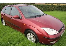 Ford Focus breaking for spares