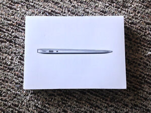 MacBook Air 13inch (Brand New - Early 2015)