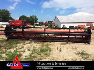 1997 CASE IH 1020-25F FLEX HEADER