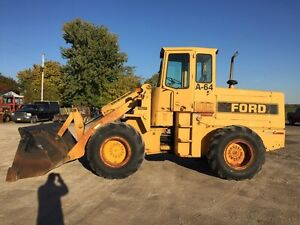 Ford A-64 Wheel Loader - 2.5 Yard Bucket Stratford Kitchener Area image 4