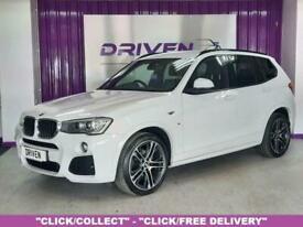 image for 2015 BMW X3 2.0 XDRIVE20D M SPORT 5d 188 BHP Estate Diesel Automatic