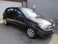 2006 Vauxhall Astra 1.4i 16V Club 5dr hatchback 5 door Hatchback