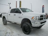 2013 Ram 3500 SLT/ LEATHER/ LIFTED/ $360 BI WEEKLY Pickup Truck