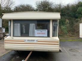 Static caravan Willerby Granada 30x10 2bed free UK delivery.