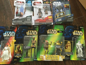 Star Wars collectible toys brands new
