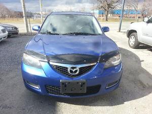2007 Mazda 3 Sedan,