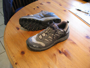 Size 11.5 Salomon Sneakers