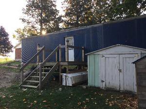 40' storage trailer Kawartha Lakes Peterborough Area image 2