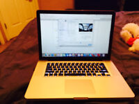 MACBOOK PRO very nice and in good condition...