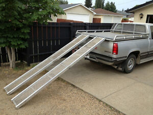 Quad Deck and Ramps