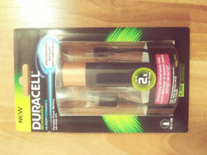 Brand New Duracell Pro Power Bank Portable Charger