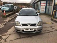 Vauxhall Vectra 1.9CDTi 120ps Breeze 5 DOOR - 2005 55-REG - 9 MONTHS MOT