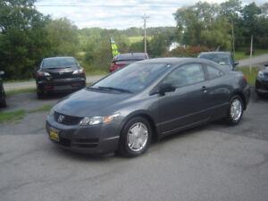 2009 Honda Civic DX.G Coupe (2 door)