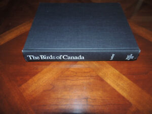 The Birds of Canada - W.Earl Godfrey - Large Hardcover Book