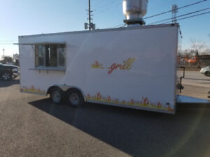 2012 Liberty Stealth Concession Food Catering Trailer