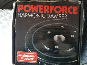 "Professional Product damper 6.75"" chevy 400 P/N 80001 neuf new."