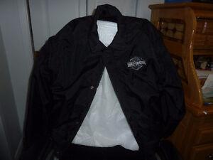 Manteau en nylon