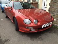 Toyota celica new brakes great condition may swap
