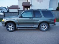2003 Ford Explorer Sport XLT Comfort SUV, Crossover