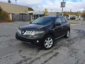 2009 Nissan Murano SL AWD // SUNROOF // PANORAMIC ROOF