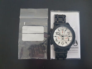 New Women's Nixon 38-20 Chrono watch