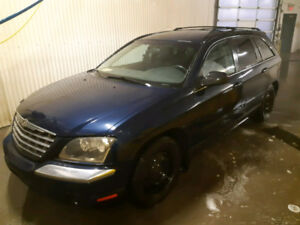 2004 CHRYSLER PACIFICA SUV